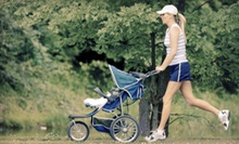 One Month of Stroller-Fitness Classes, or Five Stroller-Fitness Classes from Stroller Strides (Up to 63% Off)