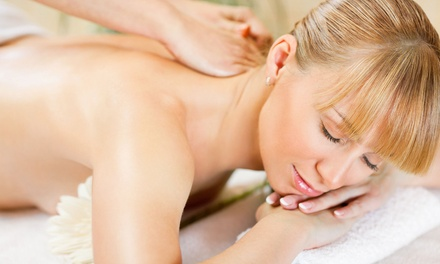 60-Minute Swedish Massage from Krystal at Utopia Bodyworks ($60 Value)