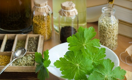 One or Two Herbal Demo Classes at Erin&#x27;s Meadow Herb Farm (Up to 56% Off)