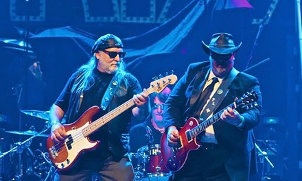 Trio Loco - A ZZ Top Tribute on October 30 or Infinite Journey on November 1 (Up to 51% Off)