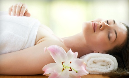 $60 for a 90-Minute Deep-Tissue or Swedish Massage with Aromatherapy at Heavenly Massage ($120 Value)