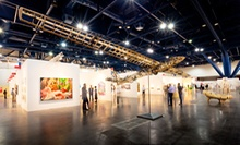 One- or Three-Day Art Expo for Two at 2012 San Francisco artMRKT on May 1719(Up to 56% Off)