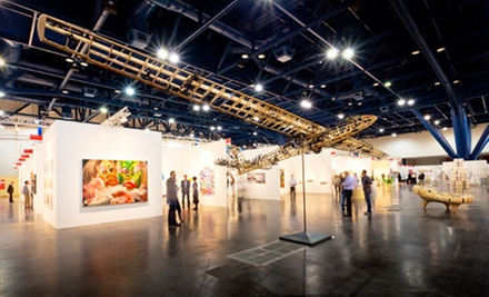 One- or Three-Day Art Expo for Two at 2012 San Francisco artMRKT on May 17–19(Up to 56% Off)