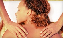 One or Three Massages with Pain Consultation at Holistic Health Center P.C. (Up to 82% Off)