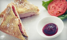 $14 for Two Groupons, Each Good for $14 Worth of Breakfast, Sandwiches, or Pizza at Choice Saint Louis ($28 Total Value)