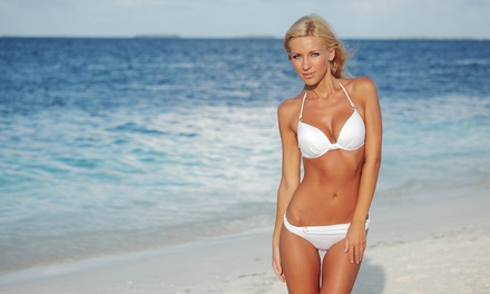 $20 for a Custom Airbrush Tan at 360 Tans ($50 Value)