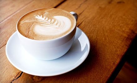 $12 for 5 Medium Lattes or 10 Medium Coffees at Cafe de Paris (Up to $25.20 Value)