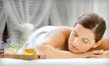 60-Minute Massage with Aromatherapy or 60-Minute Custom Facial with Peel at Sacred Rhythms Wellness Center (51% Off)