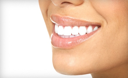 $35 for a 30-Minute Teeth-Whitening Session at Eastern Virginia Medical Spa ($159 Value)