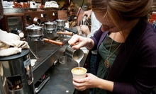 $39 for a Two-Hour Coffee 101 Class at Ipsento Coffee House ($80 Value)