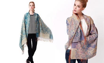 Echarpe Designer Pashmina por 9,99€ ou duas por 16,99€