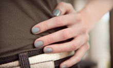 $37 for a Mani-Pedi at Atir Natural Nail Care Clinic ($74 Value)