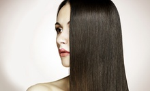 One or Two Formaldehyde-Free Keratin Smoothing Treatments at Polo Salon & Spa (72% Off)