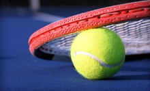 "Three or Six Group Tennis Lessons at The ""Challengers"" Tennis Academies of Canada (Up to 57% Off)"