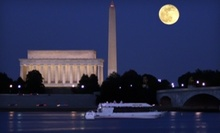 Monuments-by-Moonlight Cruise for Two or Four Tour from DC Cruises (Up to 51% Off)