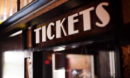 $25 for Up to 10 Tickets to Various Shows with Two-Year Membership to SeatStir Baltimore ($49.95 Value)