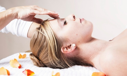 $59 for a 45-Minute Champissage Indian Head Massage ($110 Value)