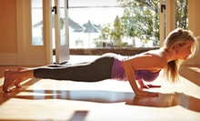$49 for 10 Hot Yoga and Pilates Classes at Atlanta Hot Yoga ($125 Value)