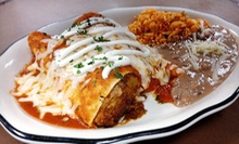 Catered Party for Up to 25 or Mexican Food at Mama Iguanas (Up to 67% Off). Three Options Available.
