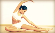 10 or 20 Yoga Classes at Healing Movements in Surrey (Up to 66% Off)