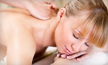 Deep-Tissue Massage with Optional Sauna and Shower at Healthy Habits Professional Massage Therapy (Up to 55% Off)