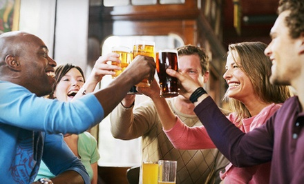 $20 for $40 Worth of Sports Bar Food and Beer at Rudi's Bar and Grill