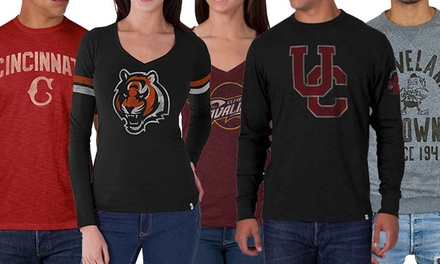 Pro and College Sports Merchandise at Rally House (Up to 50% Off). Two Options Available.