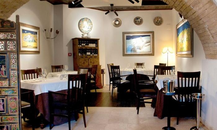 La Bastiglia - Spello: Menu alla carta e vino al ristorante La Bastiglia da 69 €