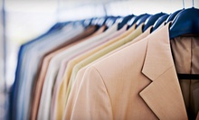 Dry Cleaning Services at Broadmoor Busy Bee Eco Green Cleaning Centre (Up to 55% Off). Two Options Available.