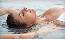 $29 for a 60-Minute Outdoor Soak and Sauna and Steam Session for Two at Everett House Healing Center ($60 Value)