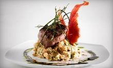 $40 for a Three-Course Meal for Two at Joseph's Fine Dining ($80 Value)