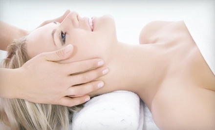 Spa Package with Massage, Foot Treatment, and Back Scrub for One or Two at VA Health Massage (Up to 74% Off)