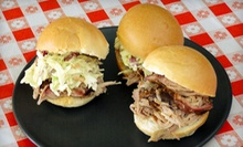 $10 for $20 Worth of Barbecue at Capt. Lens City Barbecue