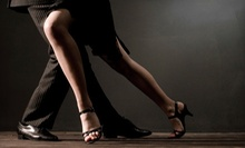 Four or Eight Ballroom-Dancing Classes, or Four Private Lessons for Two at The Sovereign Dance Academy (Up to 62% Off)