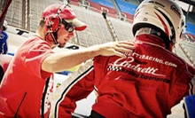 3-Lap Ride-Along or 3-Hour Driving Experience in Indy-Style Cars from Mario Andretti Racing Experience (Up to 51% Off)