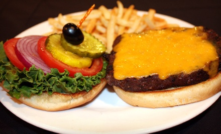 Sandwiches, Salads, and Burgers for Two or More or Four or More at Wilbur's Grill (Half Off)