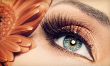 Natural Eyelash Extensions with Option for Eyebrow Shaping at Astute Artistry (Up to 69% Off)