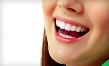 Zoom! Whitening or Dental Package with Basic Cleaning, Exam, and X-rays at Smiles West or Dental Wonderland (93% Off)
