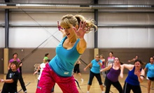 5 or 10 Group Fitness Classes at Sass Fitness (Up to 64% Off)
