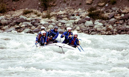 Rafting Trip for 4 or 6 or Inflatable Kayak for 2, 4, or 6 at McCarthy River Tours & Outfitters (Up to 63% Off)