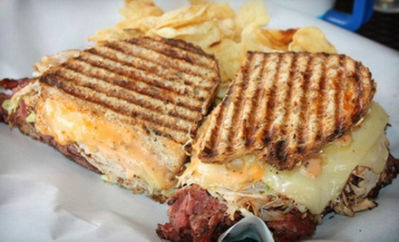 $7 for $14 Worth of Deli Food and Drinks at JB's Sarnie Shoppe
