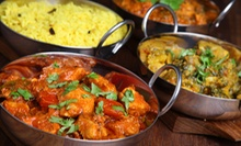 $10 for $20 Worth of Indian Food at Tandoor Indian Restaurant