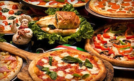 $10 for $20 Worth of Italian Cuisine at Luciano Ristorante