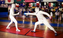 $125 for a One-Week Introductory Fencing Camp at Virginia Academy of Fencing ($250 Value). Two Options Available.