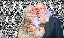 Three- or Four-Hour Photo-Booth Rental from The Studio MPLS (Up to 60% Off)