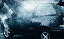 $25 for Two Express Exterior Car Washes from Lube 2 Go ($50 Value)