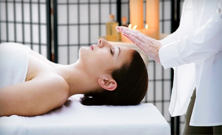 Craniosacral-Therapy Session, or Reiki with Emotion-Code Therapy at Celestial Pyramid Massage (Up to 63% Off)