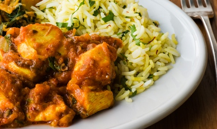 $15 for $25 Worth of Indian Cuisine for Dine-In and Weekend Buffet at iSpice