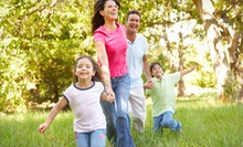 $49 for a Lawn-Fertilization and Weed-Control Treatment from Nature's Own Pest & Lawn Services ($100 Value)