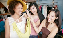 Apparel and General Merchandise at Arlene's Apparels & More; A 1st & 2nd Hand Store (Half Off). Two Options Available.